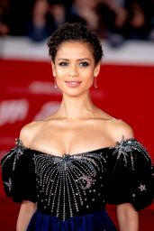 "Gugu Mbatha-Raw - ""Motherless Brooklyn"" Premiere at Rome Film Festival"