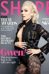 Gwen Stefani - Shape Magazine US November 2019