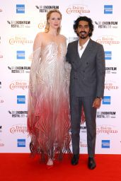 """Gwendoline Christie - """"The Personal History of David Copperfield"""" Premiere at  BFI London Film Festival"""