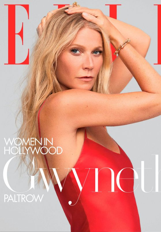Gwyneth Paltrow – ELLE Women in Hollywood November 2019 Issue