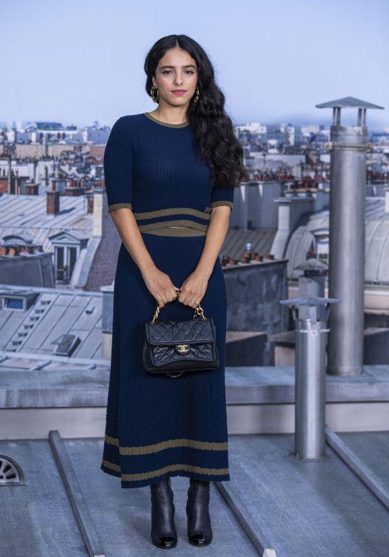 Hafsia Herzi – Chanel Show at Paris Fashion Week 10/01/2019