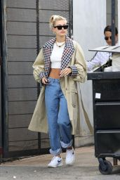 Hailey Rhode Bieber - Out in Beverly Hills 09/27/2019