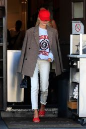Hailey Rhode Bieber Street Style 10/09/2019