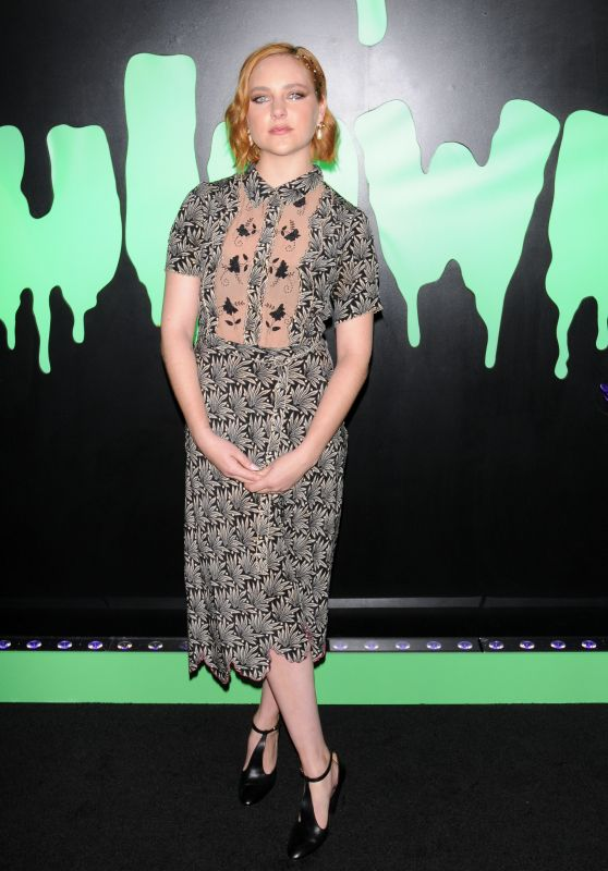 Haley Ramm – Huluween Party at NYCC 10/04/2019