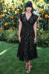 Hannah Simone – Veuve Clicquot Polo Classic in LA 10/05/2019