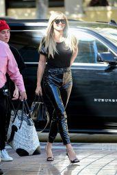 Heidi Klum - Arrives at the Pasadena Convention Center in Pasadena 10/15/2019