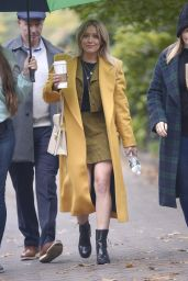 Hilary Duff - Out in NYC 10/29/2019