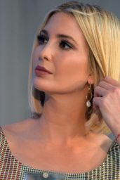 Ivanka Trump - IMF World Bank Annual Meetings in Washington 10/18/2019