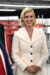 Ivanka Trump - Louis Vuitton Rochambeau Ranch Opening at Johnson County in Texas