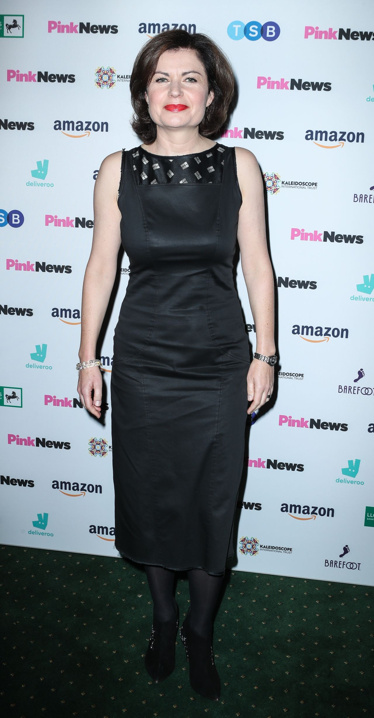 Jane Hill 2019 Pink News Awards In London 10 16 2019