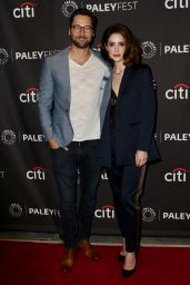 """Janet Montgomery - """"New Amsterdam"""" Panel at PaleyFest in NYC"""