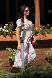 Jenna Dewan - Out in Studio City 10/06/2019