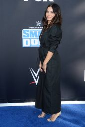 Jenna Dewan - WWE 20th Anniversary Celebration in LA
