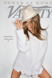 Jennifer Aniston - Variety Magazine Power Of Women Issue 2019