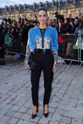 Jennifer Connelly – Louis Vuitton Show at Paris Fashion Week 10/01/2019
