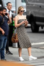 Jennifer Lawrence - Shopping at Bergdorf Goodman Store in NYC 10/03/2019