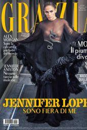 Jennifer Lopez - Grazia Italy 10/24/2019 Issue