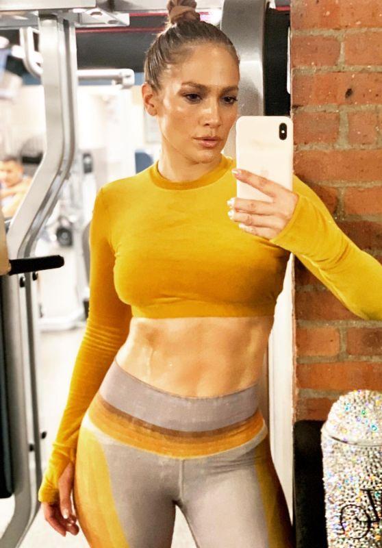 Jennifer Lopez - Social Media 10/21/2019