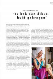 Jessica Alba - Cosmopolitan Netherlands November 2019 Issue