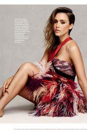 Jessica Alba – F Magazine 10/15/2019 Issue