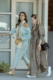Jessica Alba - Out For Lunch in LA 10/08/2019