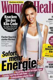 Jessica Alba - Womens Health Deutschland November 2019 Issue