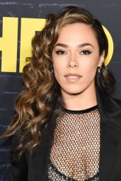 "Jessica Camacho – ""Watchmen"" Premiere After Party in LA 10/14/2019"