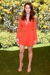 Jessica Lowndes – Veuve Clicquot Polo Classic in LA 10/05/2019