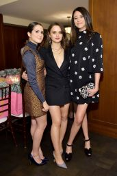 Joey King – InStyle & Kate Spade New York Dinner in West Hollywood 10/22/2019