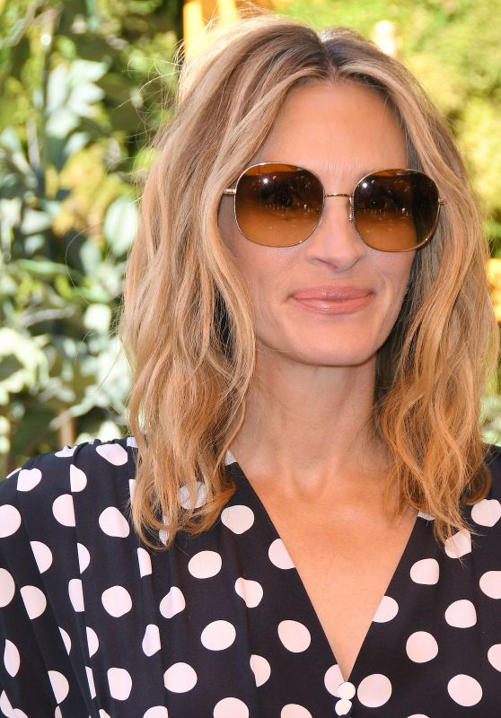 Julia Roberts – Veuve Clicquot Polo Classic in LA 10/05/2019