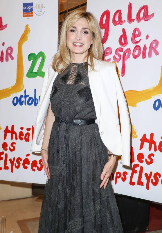 Julie Gayet - Gala for Hope de l