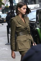 Kaia Gerber - Vogue Forces of Fashion at Spring Studio in NY 10/10/2019