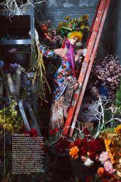 Kaia Gerber - Vogue Magazine November 2019 Issue