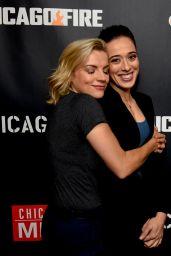 Kara Killmer - NBC Chicago Press Day 10/07/2019