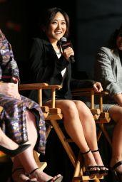 Karen Fukuhara - She-Ra and the Princesses of Power Panel at NYCC 10/06/2019