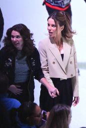 Kate Beckinsale - Ice Skating in NYC 10/21/2019