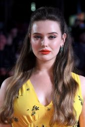 "Katherine Langford - ""Knives Out"" Premiere at BFI London Film Festival"