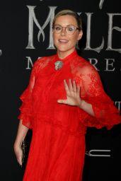 "Kathleen Robertson – ""Maleficent: Mistress of Evil"" Premiere in LA"