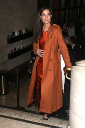 Katie Holmes - ABT Fall Gala in New York 10/16/2019