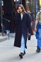 Katie Holmes Autumn Street Style - NYC 10/15/2019