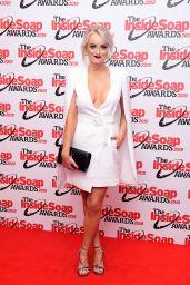 Katie McGlynn - Inside Soap Awards 2019 in London