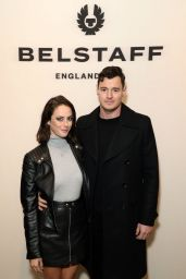 Kaya Scodelario - Belstaff Flagship Opening in London