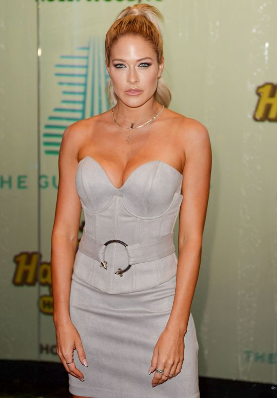 Kelly Kelly – The Grand Opening of the Guitar Hotel in Hollywood 10/24/2019