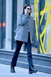 Kendall Jenner Autumn Street Style 10/18/2019