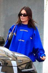Kendall Jenner Street Style 10/27/2019