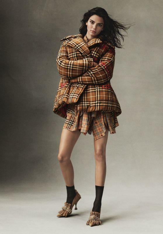 Kendall Jenner - Vogue US November 2019 Issue