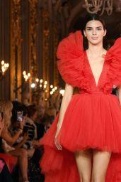 Kendall Jenner - Walks Giambattista Valli Loves H&M Show in Rome 10/24/2019