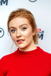 Kennedy McMann - Nancy Drew Event in NY 10/08/2019