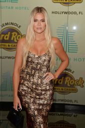 Khloe Kardashian - The Grand Opening of the Guitar Hotel in Hollywood 10/24/2019