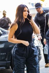 Kim Kardashian – Out in Los Angeles 09/30/2019